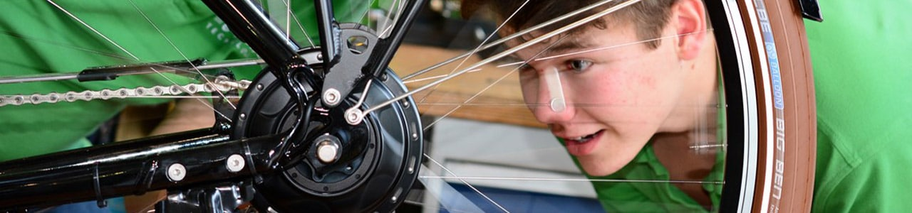e-Bike-Service Speichencheck
