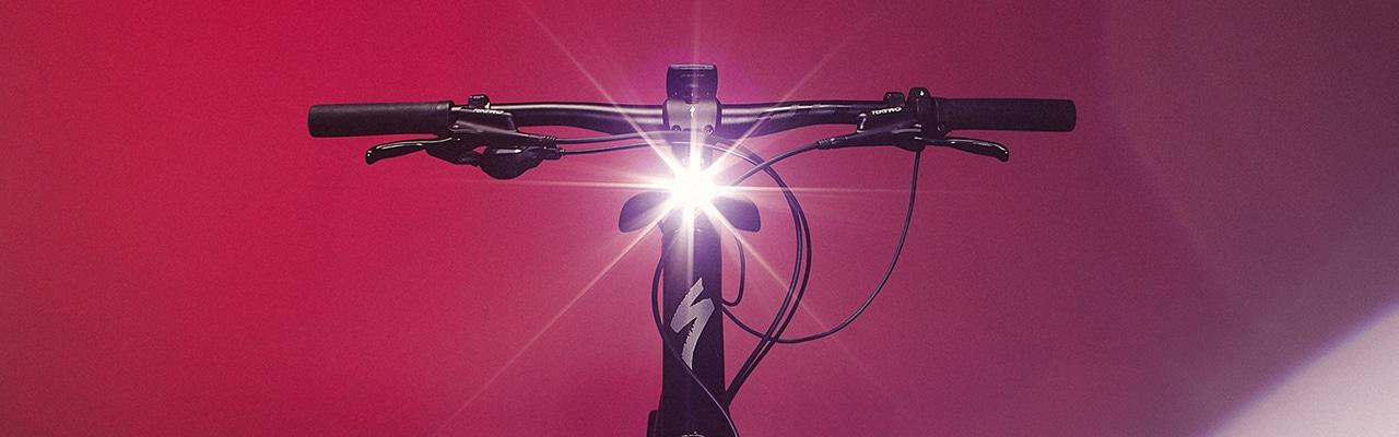 Licht am Specialized Vado SL
