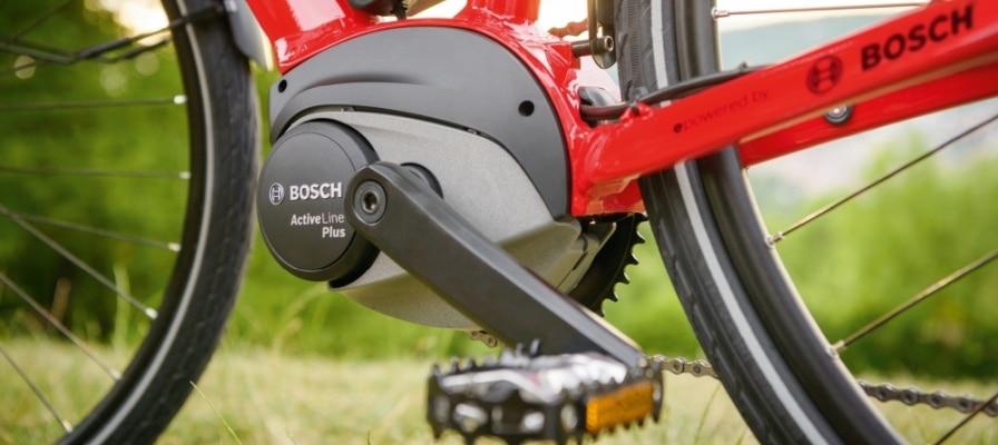 Der Bosch Active Plus Antrieb