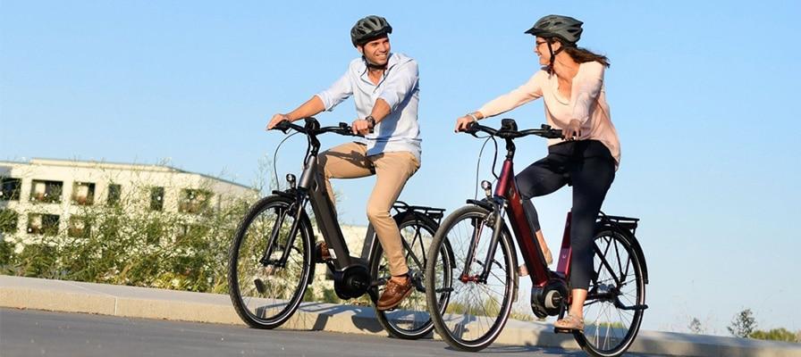 Eine e-Bike Tour im Urlaub als alternativer Freizeitspaß
