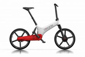 Gocycle GS Flat- und Kompakt e-Bike