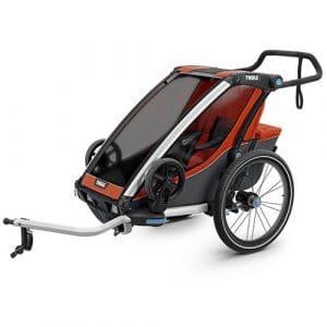 Thule e-Bike Anhänger Chariot Cross