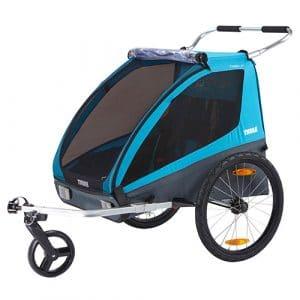 Thule e-Bike Anhänger Coaster XT
