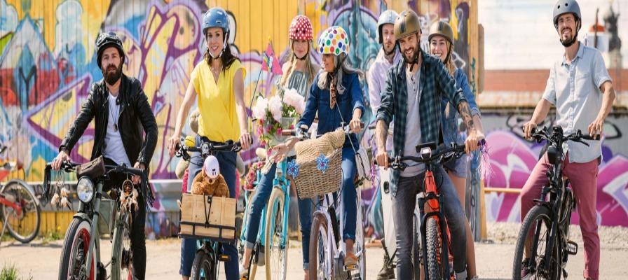 Erfüllen Sie sich Ihren e-Bike Traum mit einer Kaufprämie!